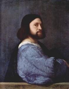Tizians Bildnis seines Freundes Ariost