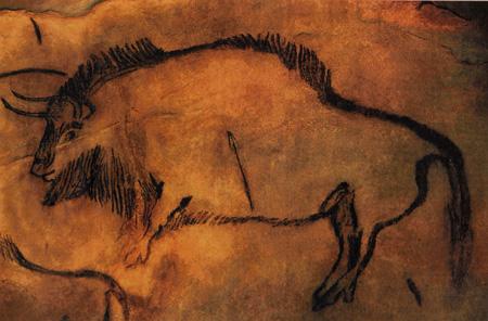 Höhlenbild aus Altamira